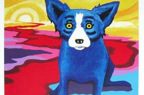 Blue_Dog_George_Rodrigue_Blue_Dog_on_the_River.jpg