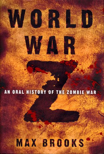 Couverture de Word War Z – Max Brooks