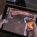 DisneyInfinity sur tablette