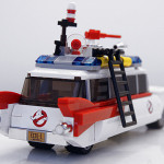 Lego Ghostbusters Ecto 1 - Projet original