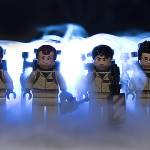 Personnage Lego Ghostbusters Ecto 1
